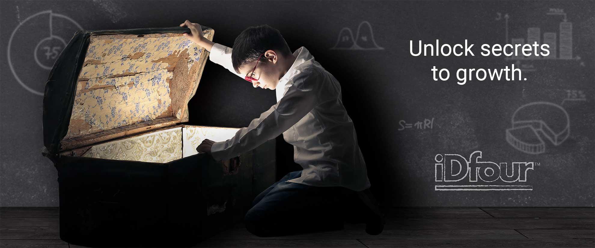 Unlock marketing secrets to growth
